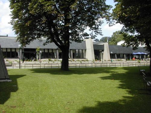 Parc Belle-Vue, Luxembourg