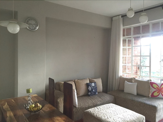 Harare City 1-bed Apartment, Harare