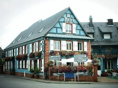 Logis Hotel Aux Comtes De Hanau, Bas-Rhin