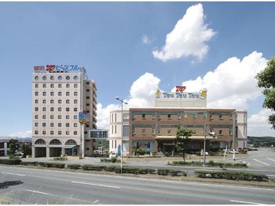 Hotel Peaceful, Kumamoto