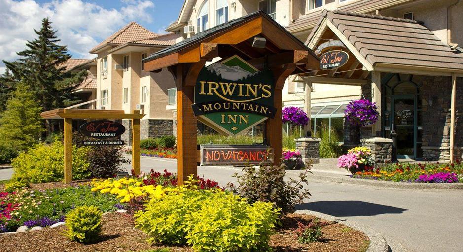Irwin's Mountain Inn, Division No. 15