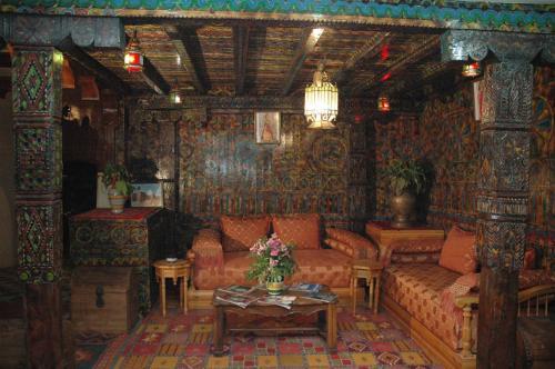 Hotel Tiout, Taroudannt