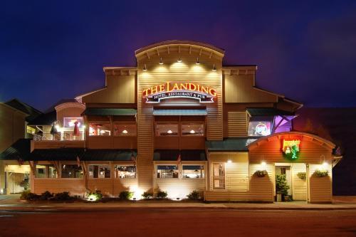 The Landing Hotel, Ketchikan Gateway