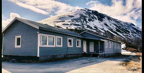 MelisHome: Aurora Observatory, Tromsø