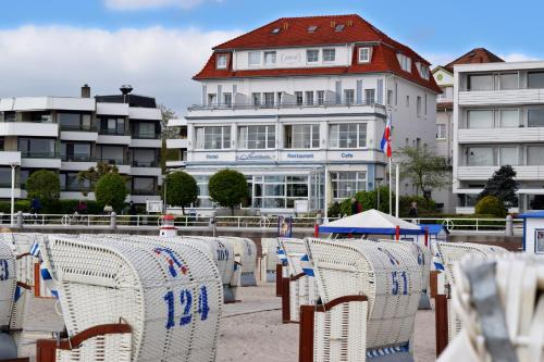 Hotel Strandschlosschen, Lübeck