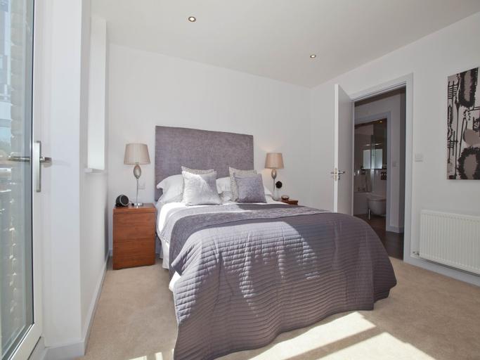 One White's Row Apartments, London