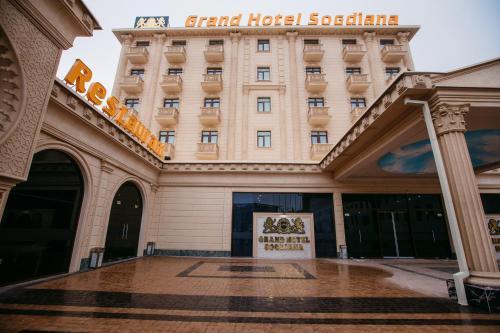 GRAND HOTEL SOGDIANA, Xatirchi