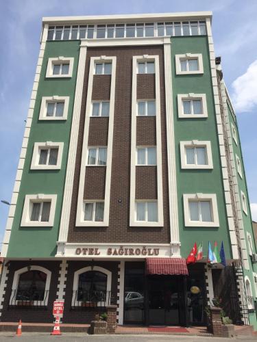 Sagıroglu Otel, Merkez