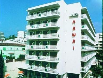 Hotel Blue Sea Montevista Hawai, Girona
