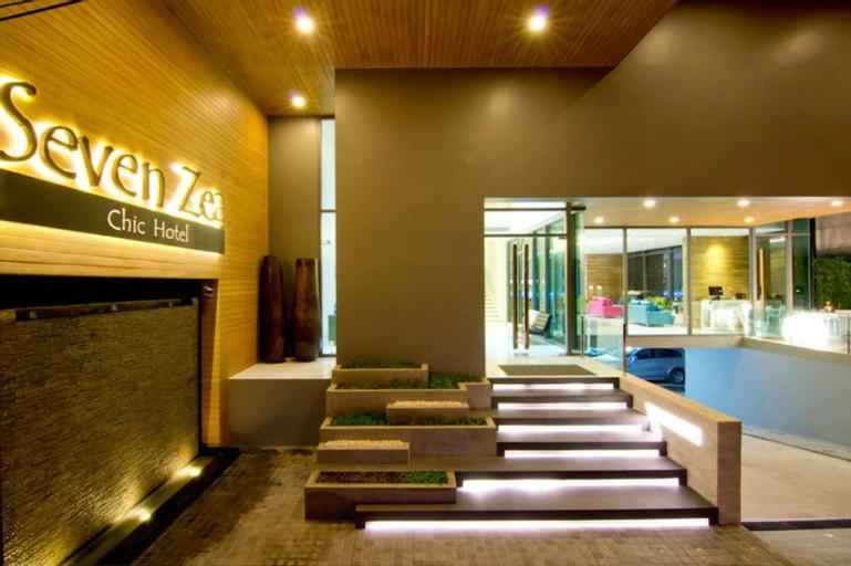 Seven Zea Chic Hotel, Pattaya