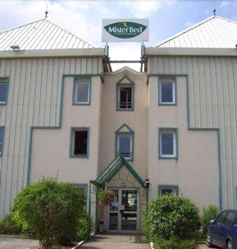 Hôtel Mister Bed Metz, Moselle