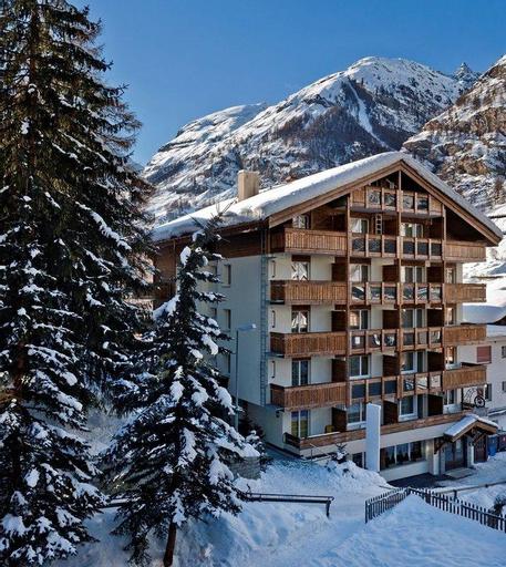 Hotel Holiday Zermatt, Visp