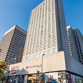 Hôtels Gouverneur Montréal, Montréal