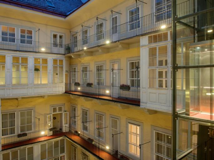 Pertschy Palais Hotel, Wien