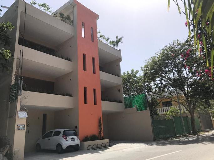 Edificio 8 - Cerca de Parques y 5ta Avenida, Cozumel