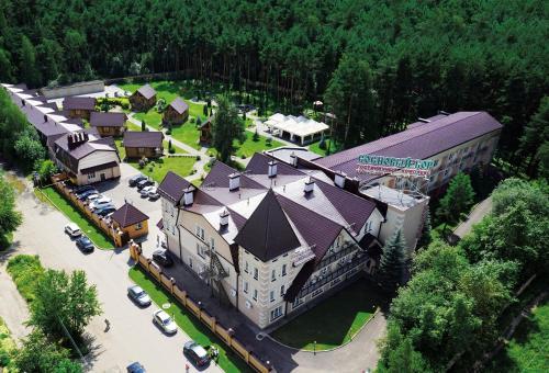 Hotel Complex Sosnoviy Bor, Ivanovskiy rayon