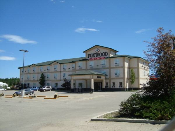 Foxwood Inn & Suites Drayton Valley, Division No. 11