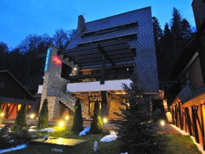 Freya House Hotel, Busteni