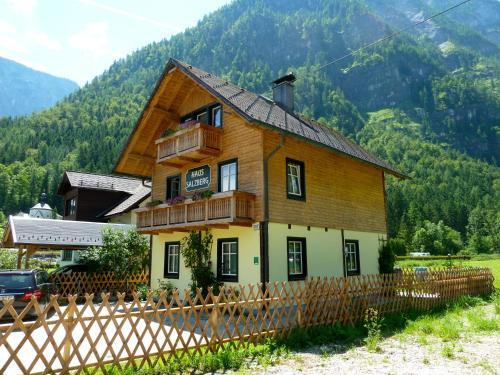 Ferienhaus Salzberg, Gmunden