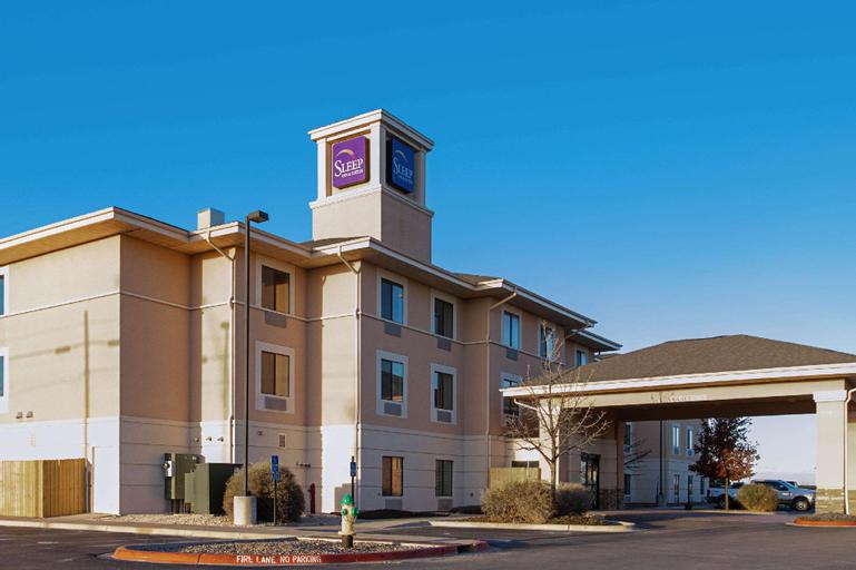 Sleep Inn & Suites Hobbs, Lea