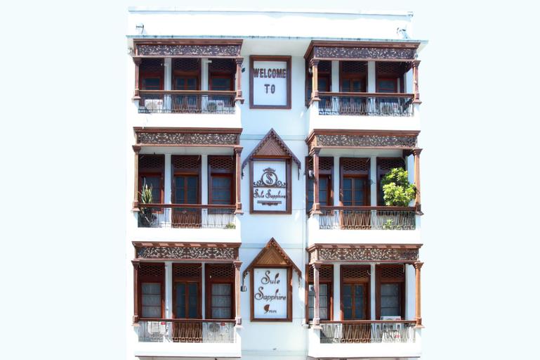 Sule Sapphire Inn Yangon, Yangon-W