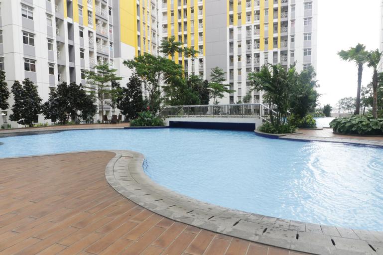 Jo Rooms - Apartemen Springlake, Bekasi
