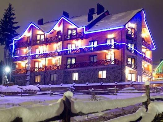 Villa Elena SPA & Resort, Nadvirnians'kyi