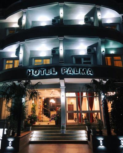 Palma, Tiranës
