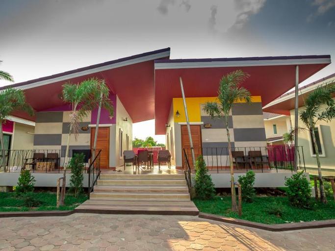 Baan Pran Boutique Resort, Pran Buri