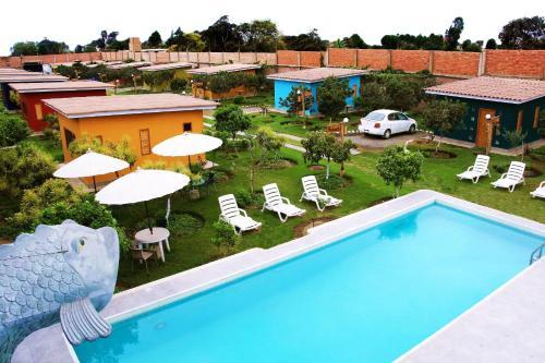 Hotel Villa Kitzia Huacho, Huaura