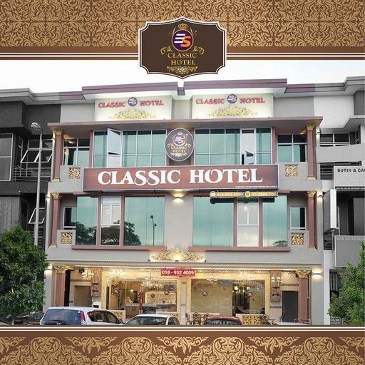 Ghazrin's Classic Hotel, Johor Bahru