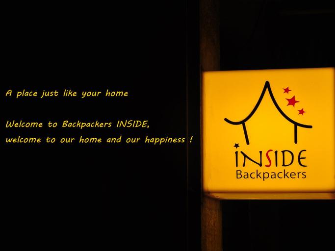 Backpackers Inside Hostel, Seongbuk