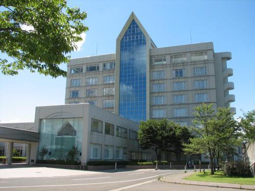 Hotel Sunrural Ogata, Ōgata