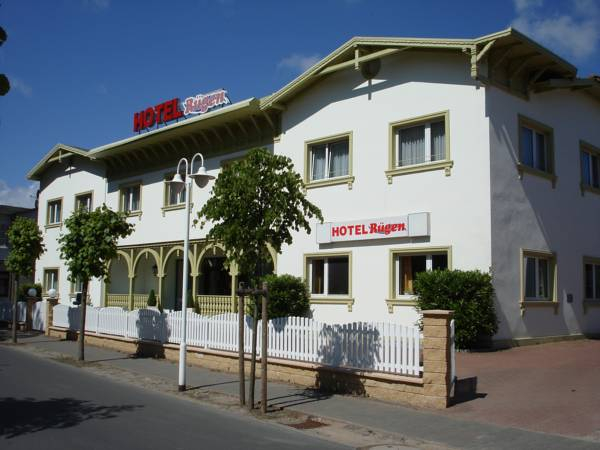 Hotel Altes Kurhaus, Vorpommern-Rügen