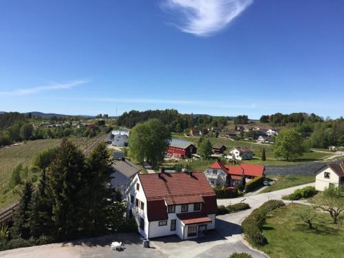 Norsjø Budget - Villa Sanden og Thoras hus, Sauherad
