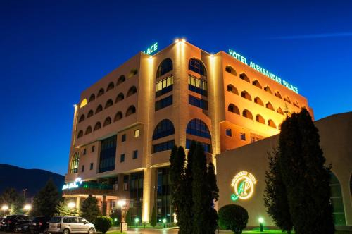Aleksandar Palace Hotel & Spa,