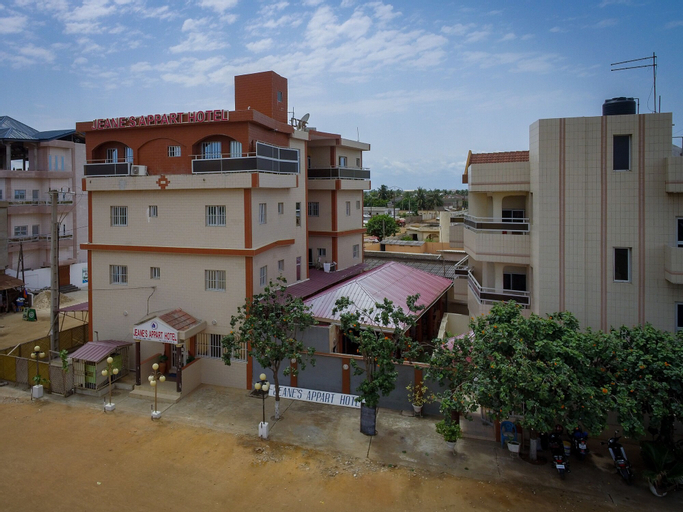 Jeane's Appart Hotel, Golfe (incl Lomé)