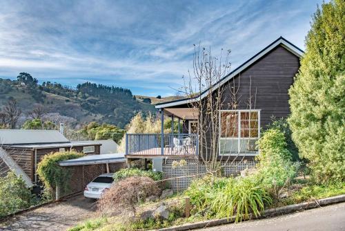 Haven Lodge - Akaroa Holiday Home, Christchurch