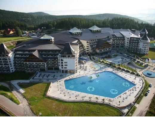 Hotel Golebiewski Karpacz, Jelenia Góra