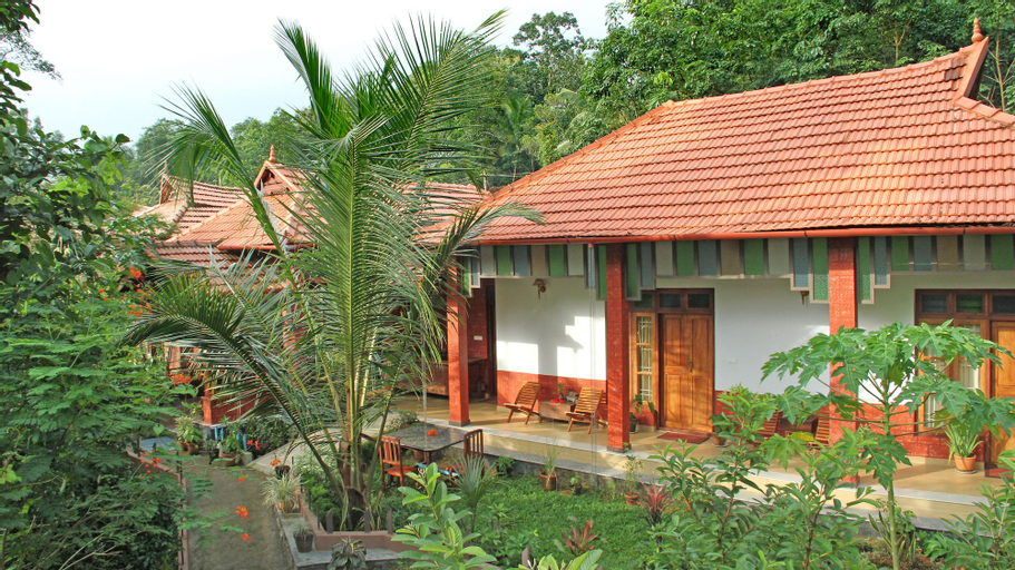 Mannaas Veedu Retreat & Spa, Pathanamthitta
