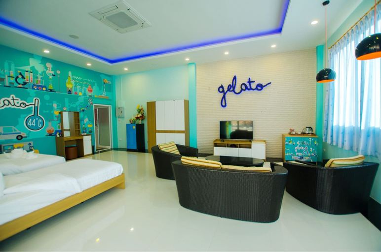 Usotel Waterland Hotel, Muang Udon Thani