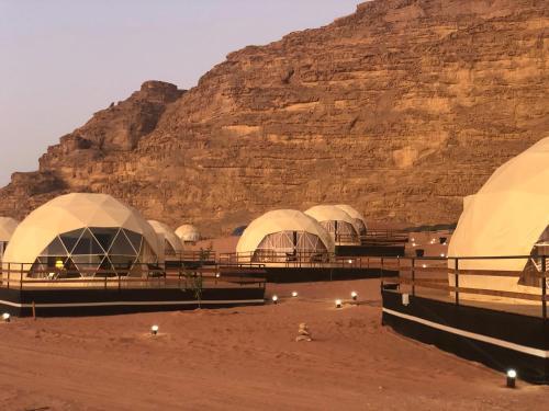 Sharah Luxury Camp, Quaira