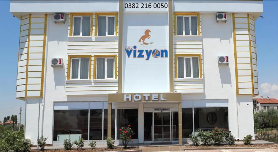 Gold Vizyon Hotel, Merkez