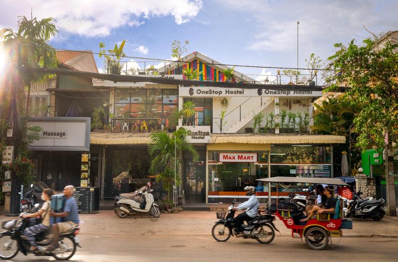 One Stop Hostel Siem Reap, Siem Reab