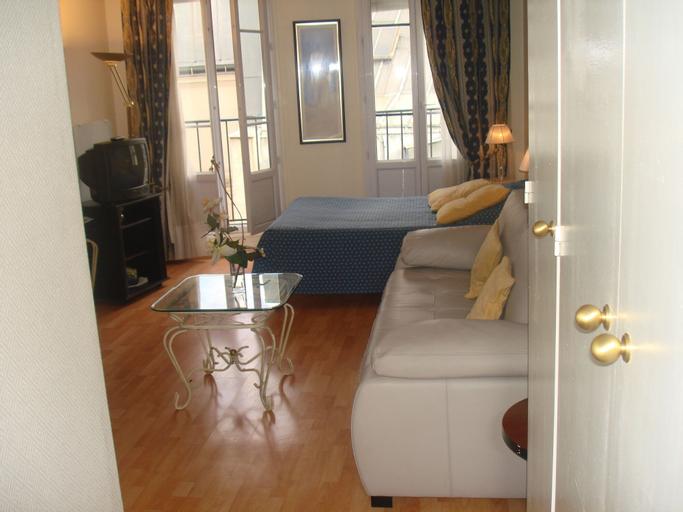Quartier Latin 1 Apartment, Paris