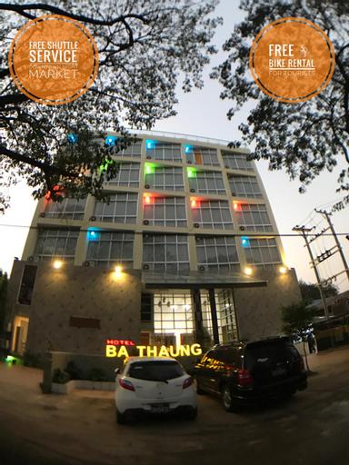 Hotel Ba Thaung, Monywa