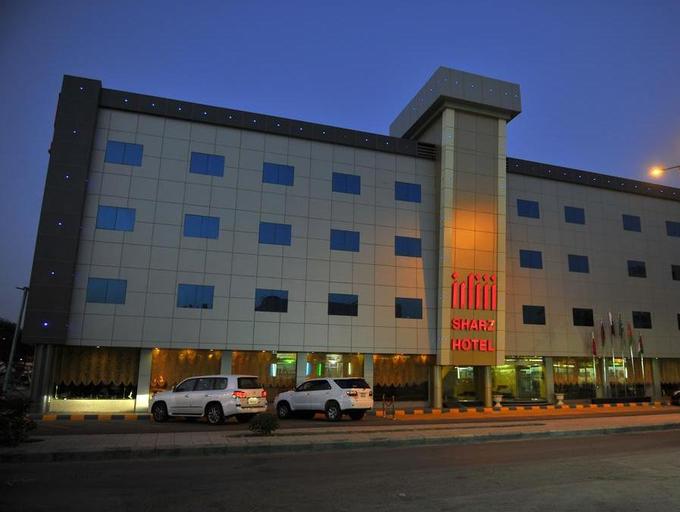 Sharz Hotel,