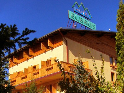 SPA hotel Elbrus, Velingrad