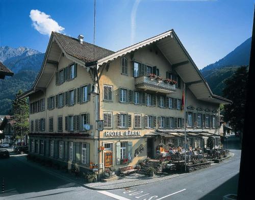 Hotel Bären - The Bear Inn, Interlaken