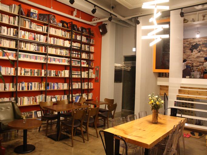 Andong Poonggyung Hostel N Library, Andong